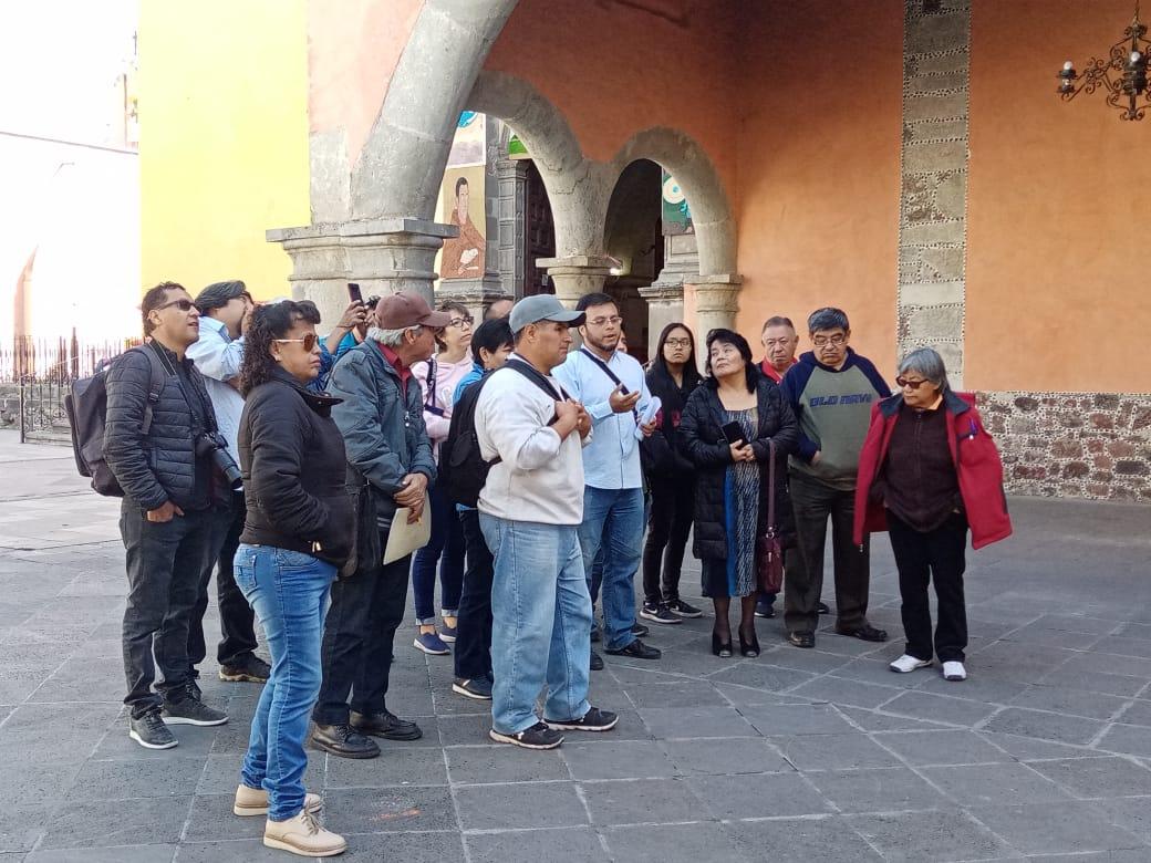 Participación en la Semana Cultural de la Catedral de Texcoco